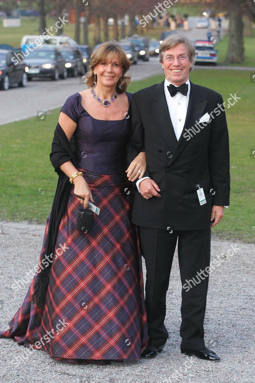 Foto de stock de The King of Sweden's 60th Birthday Dinner, Drottningholm Palace, Stockholm, Sweden - 29 Apr 2006