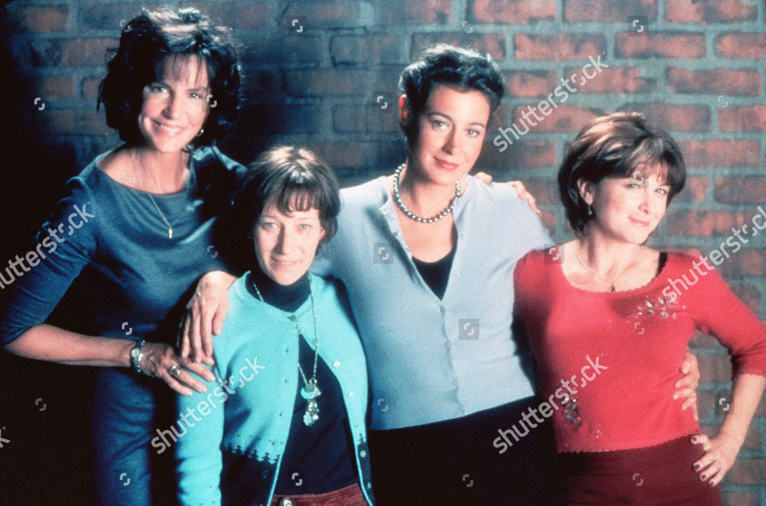 Lily Knight Sean Young Mercedes Ruehl Dinah Redaktionelles Stockfoto