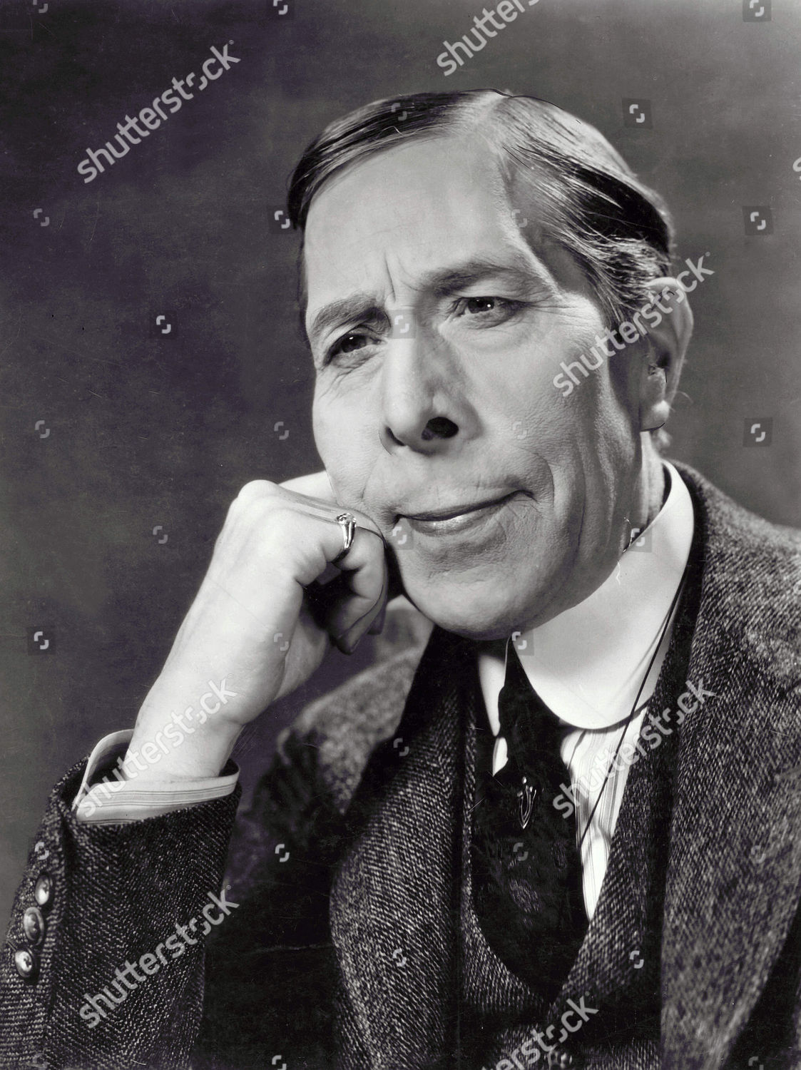George Arliss Editorial Stock ...