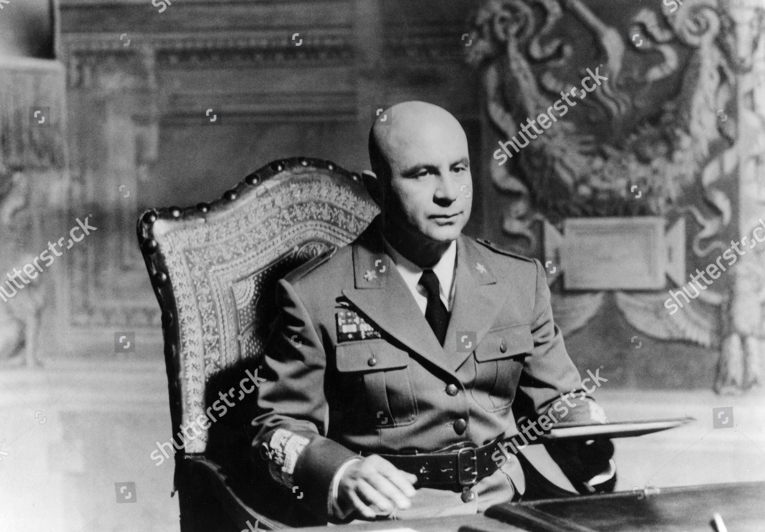 Mussolini - The Decline and Fall Of Il Duce - 1985