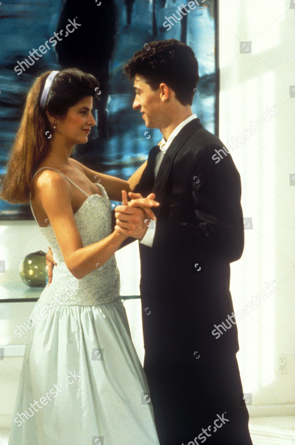 Kirstie Alley Patrick Dempsey Editorial Stock Photo Stock Image