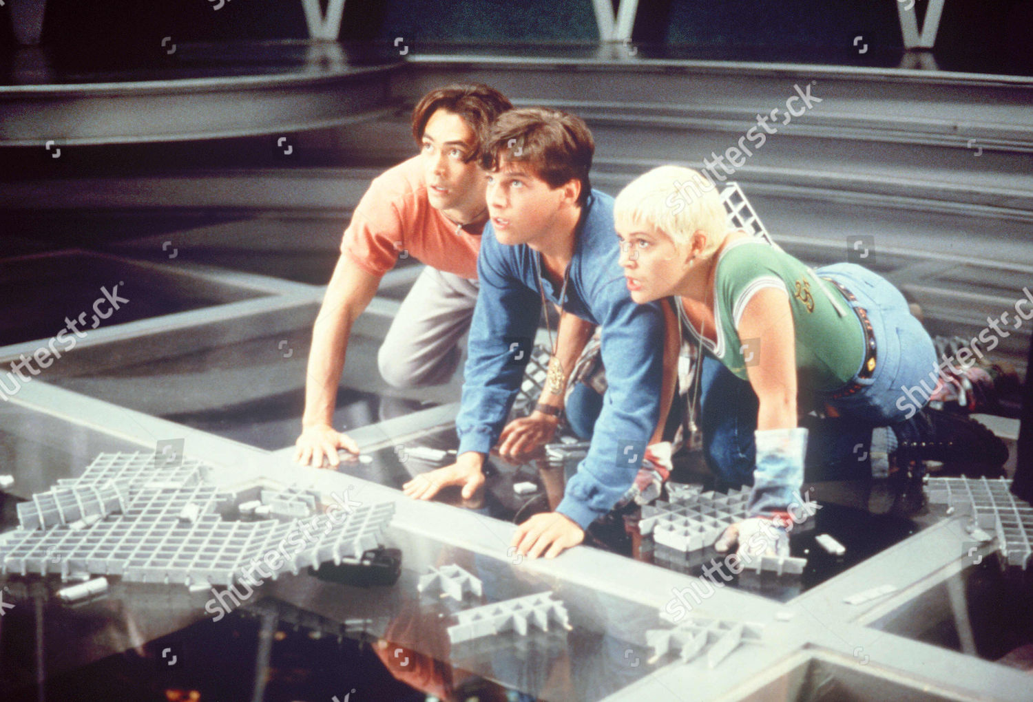 Mark Dacascos Scott Wolf Alyssa Milano Editorial Stock Photo Stock Image Shutterstock