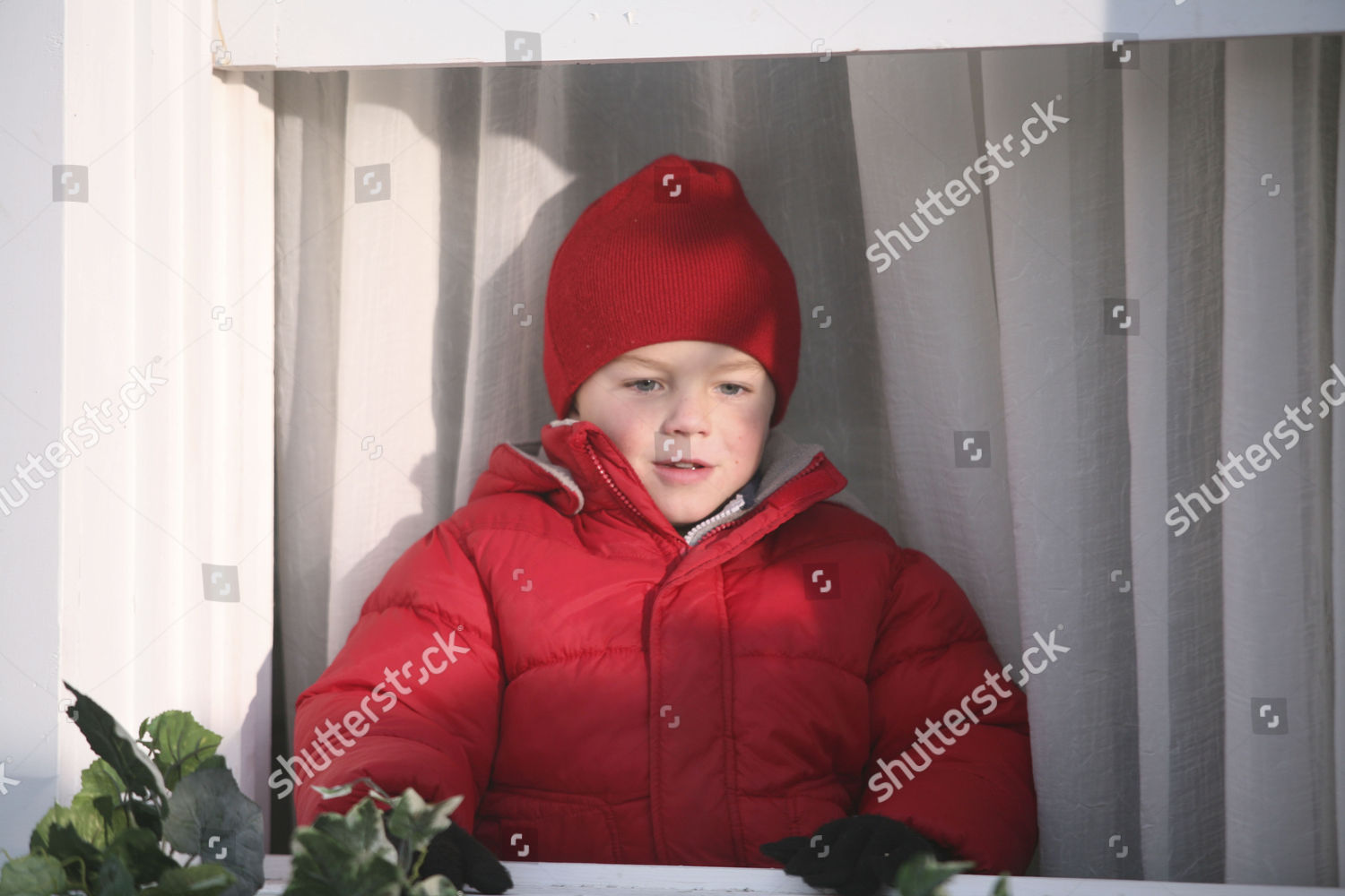 A Dennis The Menace Christmas.Maxwell Perry Cotton Editorial Stock Photo Stock Image