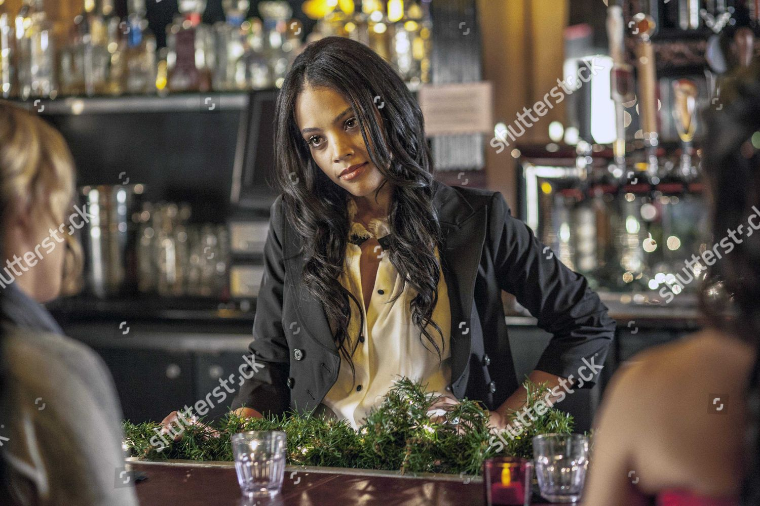 All About Christmas Eve.Bianca Lawson Editorial Stock Photo Stock Image Shutterstock