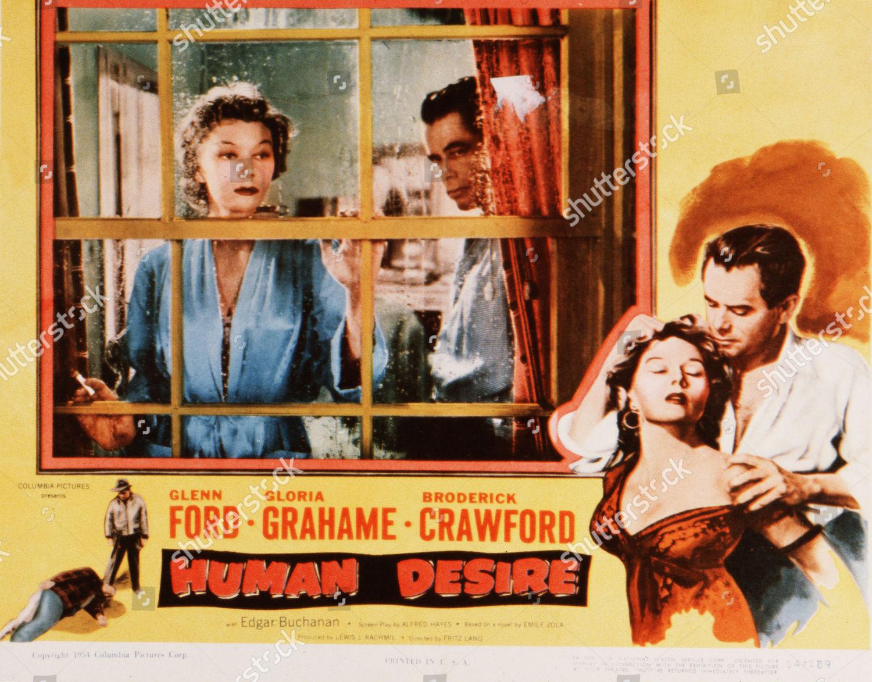 human desire 1954 full movie