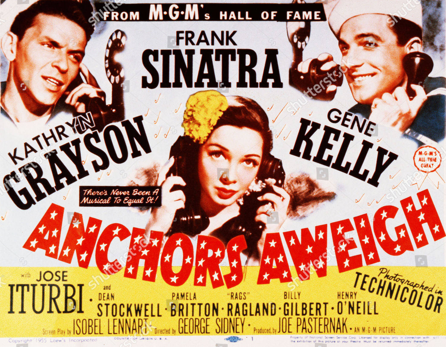 anchors aweigh 1945 download