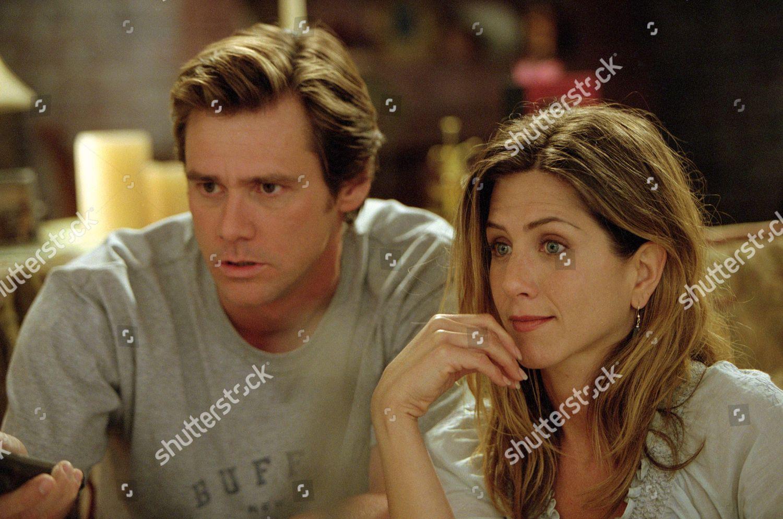 Jim Carrey Jennifer Aniston Editorial Stock Photo Stock Image Shutterstock