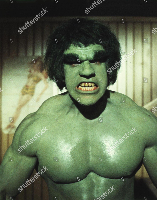 incredible hulk lou ferrigno - 600×750
