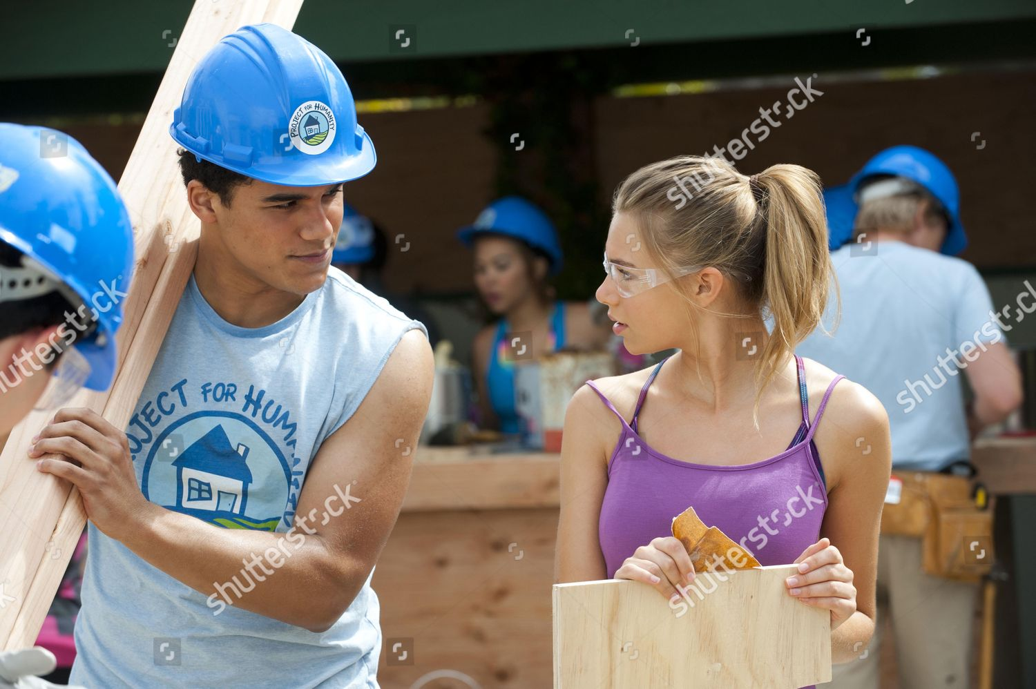 Jacob Artist Indiana Evans Editorial Stock Photo Stock