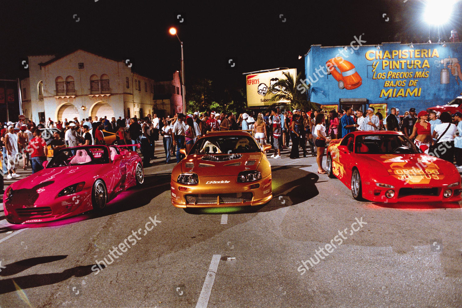 2 Fast 2 Furious 2003 Editorial Stock Photo Stock Image Shutterstock