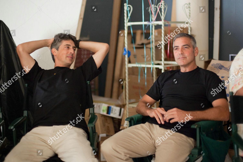 Alexander Payne George Clooney Editorial Stock Photo Stock Image Shutterstock