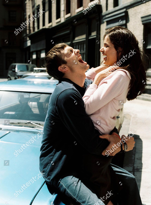 Amanda Peet A Lot Like Love ashton kutcher amanda peet editorial stock photo - stock