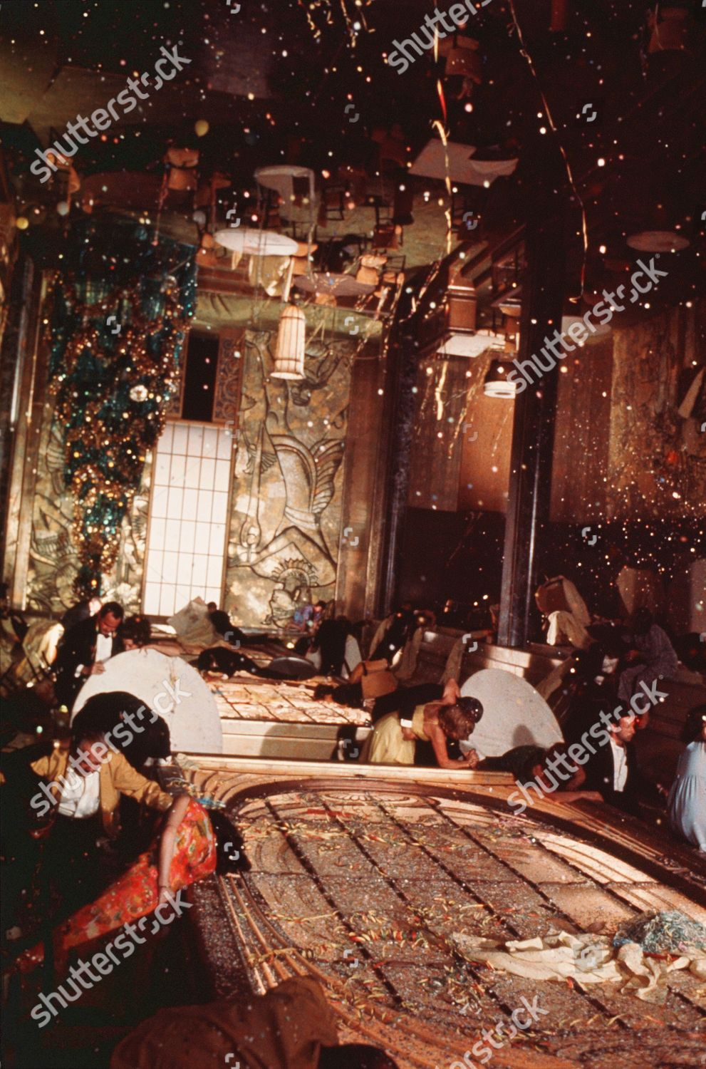 Poseidon Adventure 1972 Editorial Stock Photo Stock Image