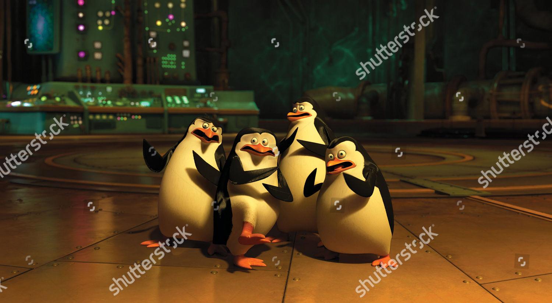 Penguins Madagascar 2014 Editorial Stock Photo Stock Image Shutterstock