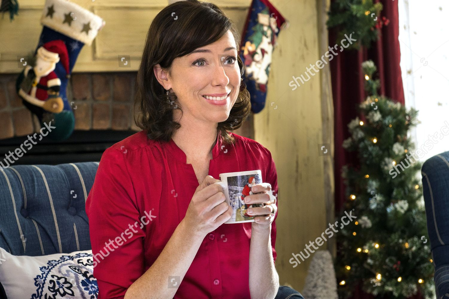 Petes Christmas.Molly Parker Editorial Stock Photo Stock Image Shutterstock