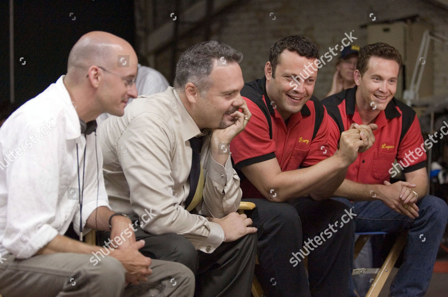 Peyton Reed Vincent Donofrio Vince Vaughn Cole Editorial Stock Photo Stock Image Shutterstock