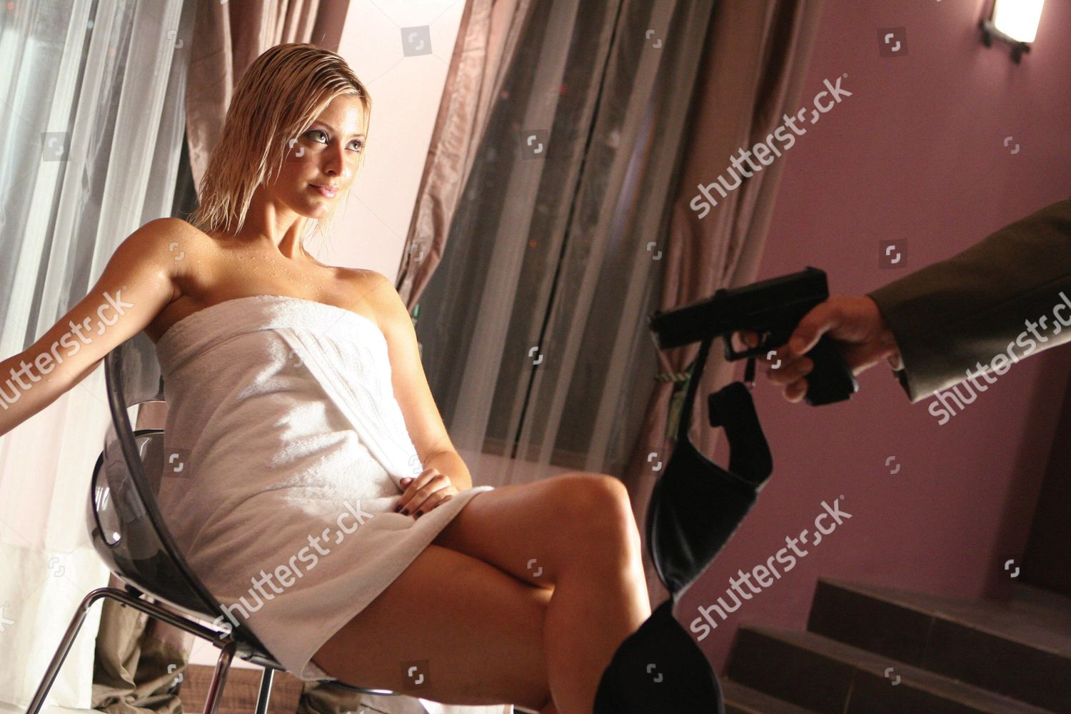 Holly Valance Editorial Stock Photo Stock Image Shutterstock