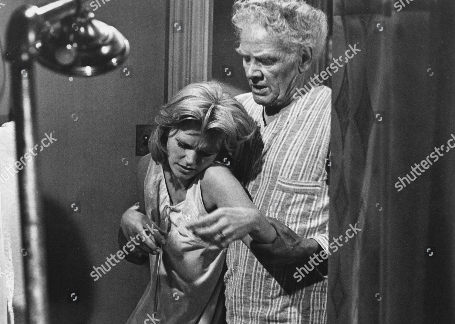 Lee Remick Charles Bickford Editorial Stock Photo - Stock Image |  Shutterstock