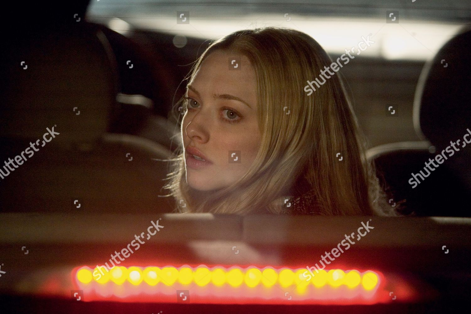 Amanda Seyfried Chloe Scene amanda seyfried editorial stock photo - stock image