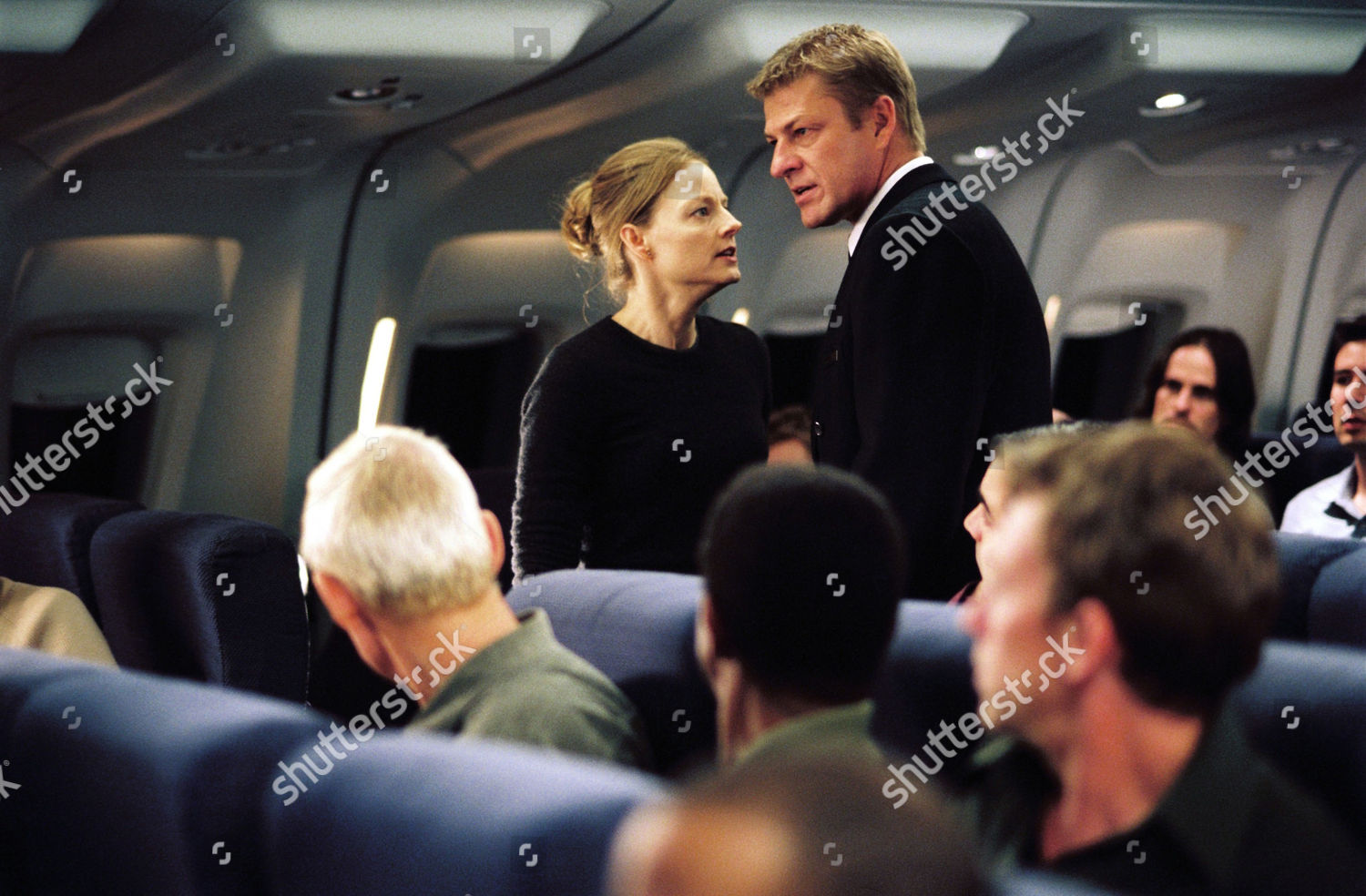 Jodie Foster Sean Bean Editorial Stock Photo Stock Image Shutterstock