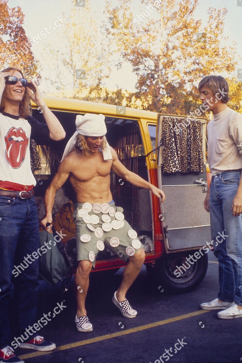 6fa96238bff Eric Stoltz Sean Penn Anthony Edwards Editorial Stock Photo - Stock ...
