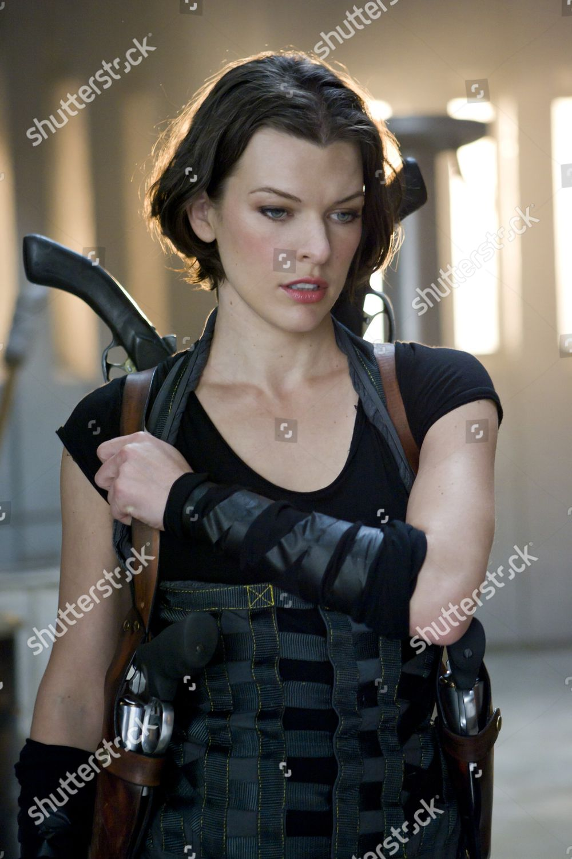 Milla Jovovich Editorial Stock Photo Stock Image Shutterstock