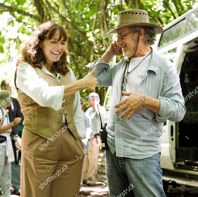 Karen Allen Steven Spielberg Editorial Stock Photo Stock Image Shutterstock
