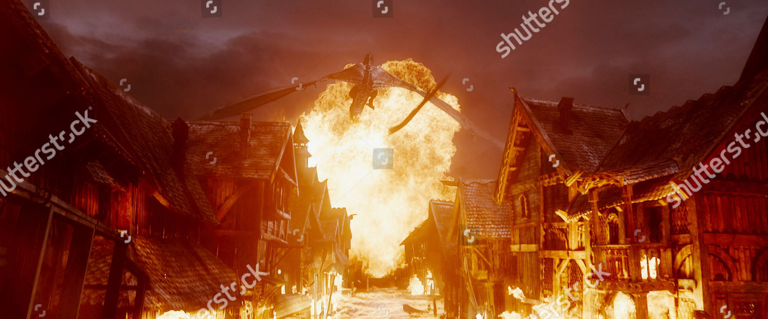 Hobbit Battle Five Armies 2014 Editorial Stock Photo Stock Image Shutterstock