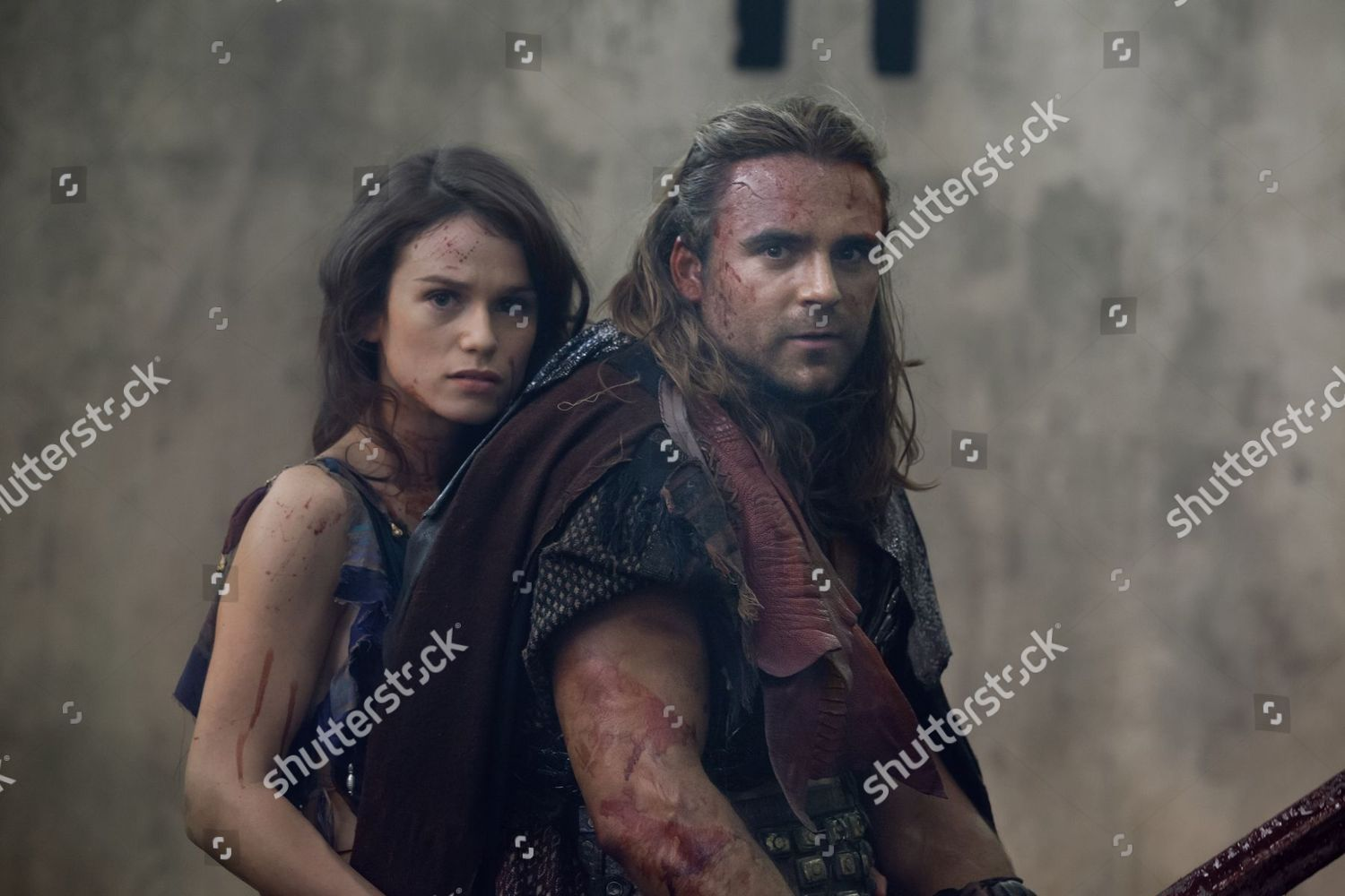 Stock Photo Of Spartacus War Of The Damned 2012 13