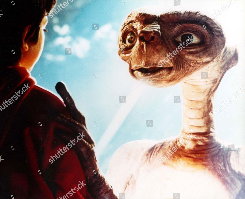 Et Extraterrestrial 1982 Editorial Stock Photo Stock Image Shutterstock