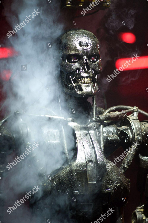 Terminator Salvation 2009 Editorial Stock Photo Stock Image Shutterstock