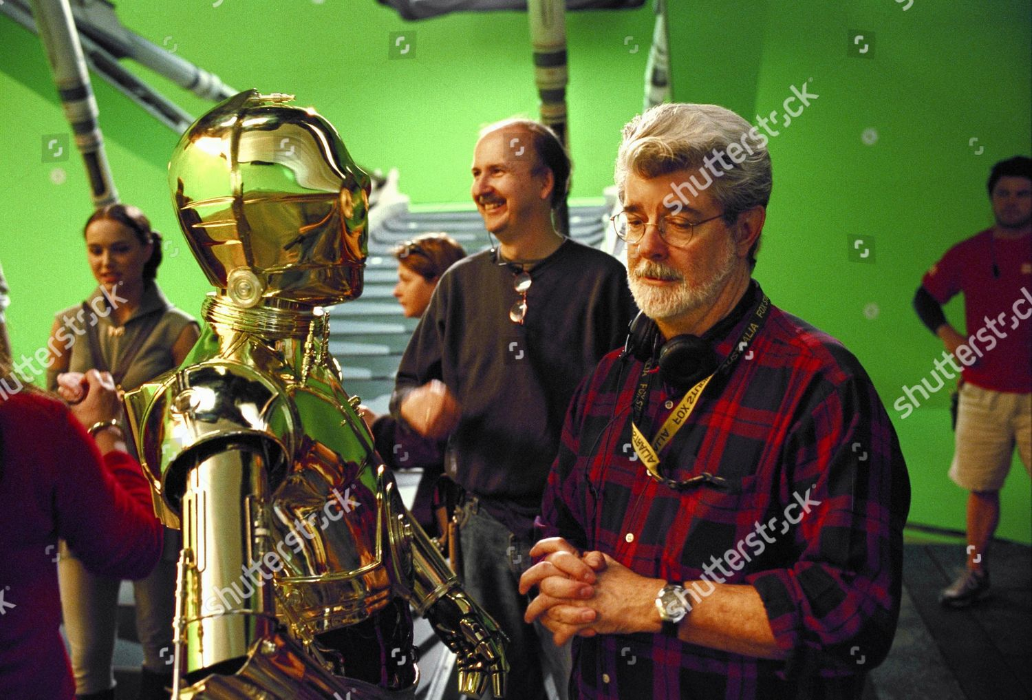 Anthony Daniels George Lucas Editorial Stock Photo Stock Image Shutterstock