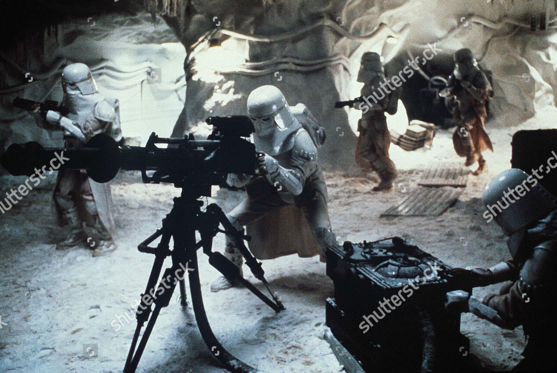 Star Wars Episode V Empire Strikes Back Editorial Stock Photo Stock Image Shutterstock