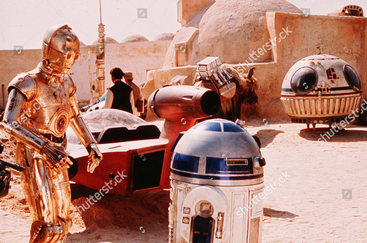 Star Wars Episode Iv New Hope 1977 Editorial Stock Photo Stock Image Shutterstock