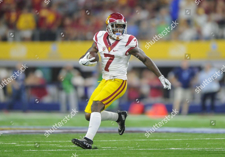 online retailer dd735 3c49d USC Trojans wide receiver Steven Mitchell Jr Editorial Stock ...