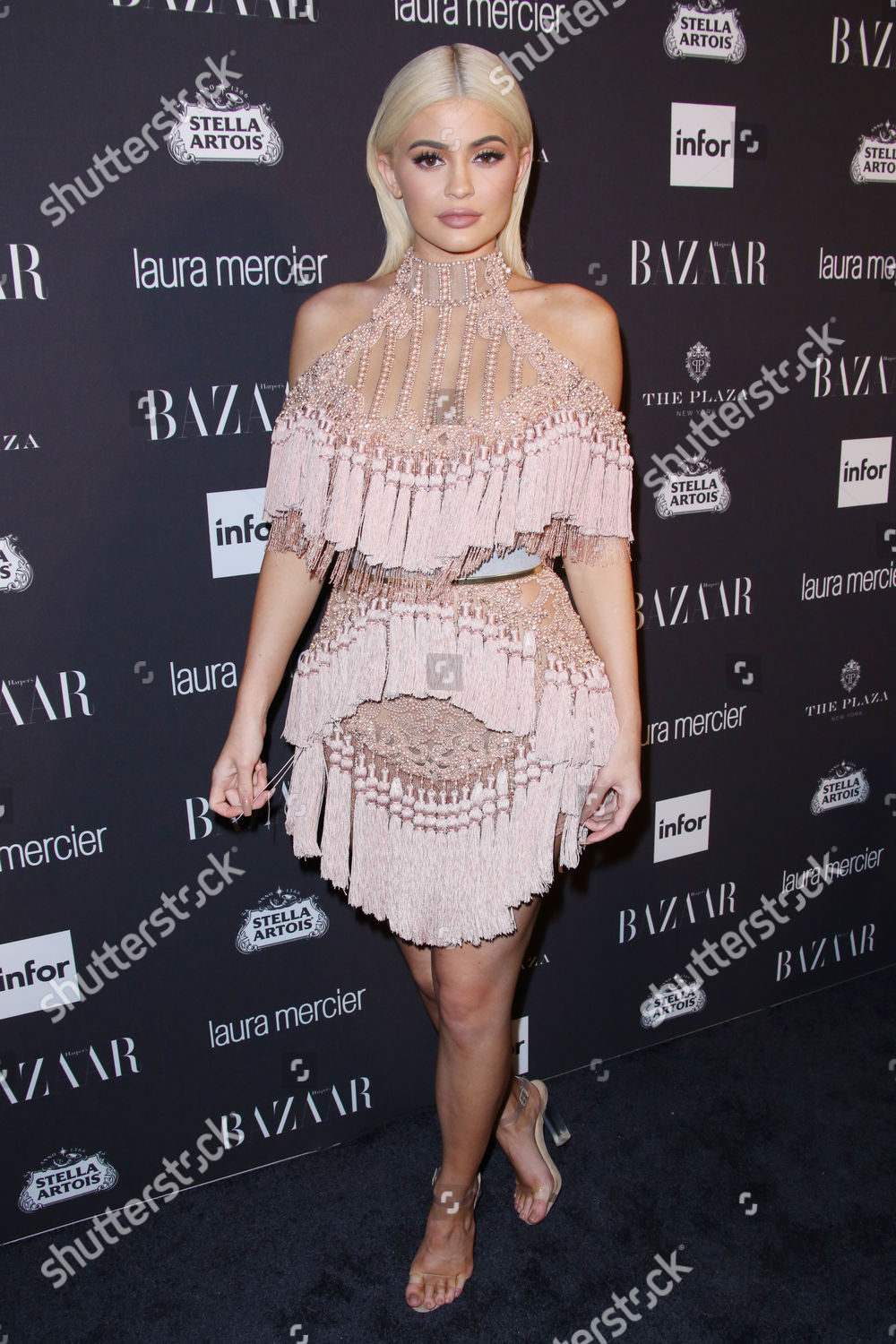 519e75ec Harper's Bazaar Celebrates ICONS party, New York Fashion Week, USA - 09 Sep  2016