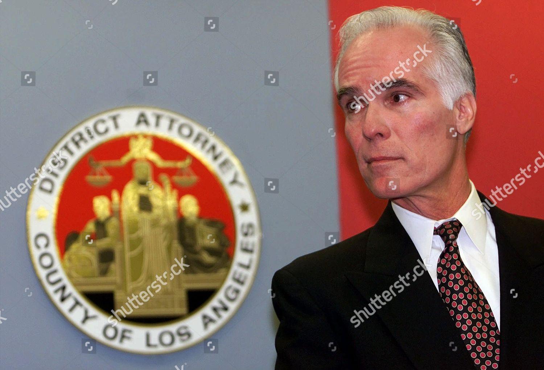 GARCETTI Los Angeles County District Attorney Gil Editorial
