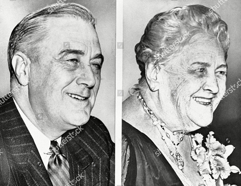 Franklin Delano Roosevelt Sara...