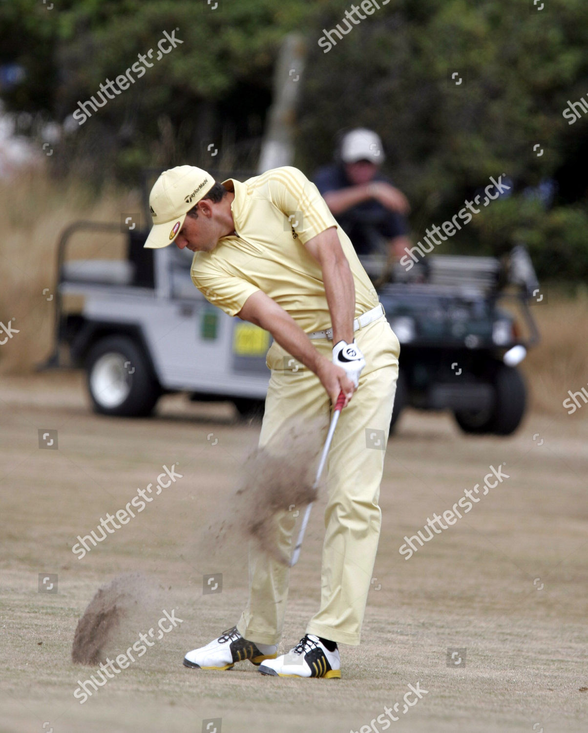 The Open Golf Championship At Royal Liverpool Club Hoylake Wirral Britain Stock Image By Charles Knight For Editorial Use 23 Jul 2006