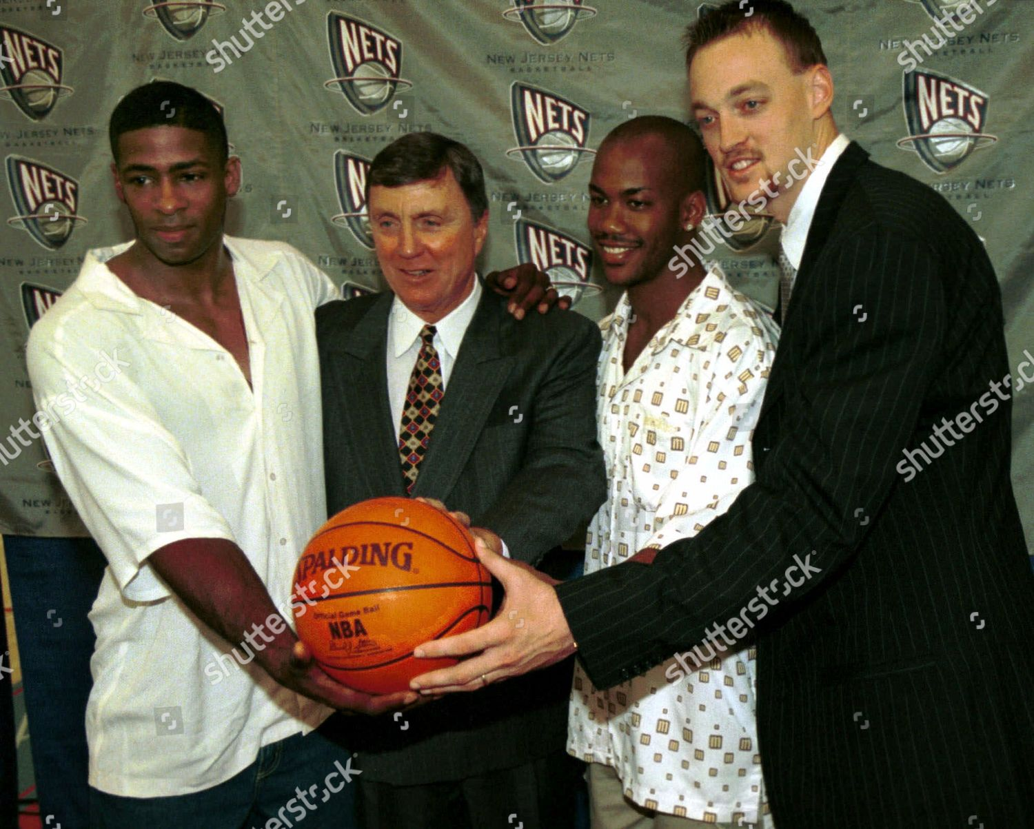 HORN New Jersey Nets head coach Don Foto editorial en stock  Imagen ... 0d0f50763