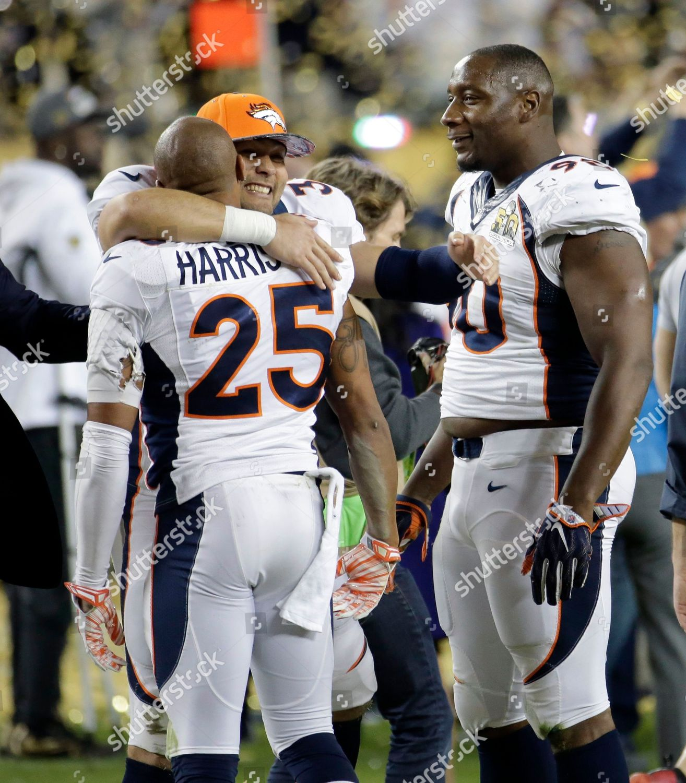 size 40 83531 077bf Shiloh Keo Chris Harris Jr Denver Broncos Editorial Stock ...