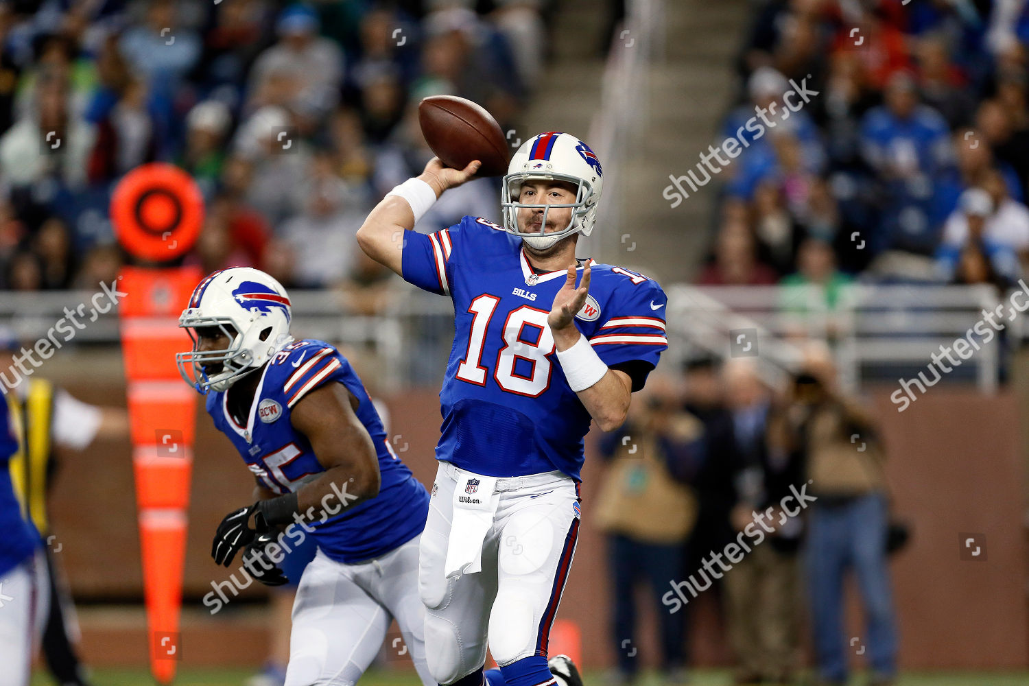 official photos ead7a ad8ef Kyle Orton Buffalo Bills quarterback Kyle Orton Editorial ...