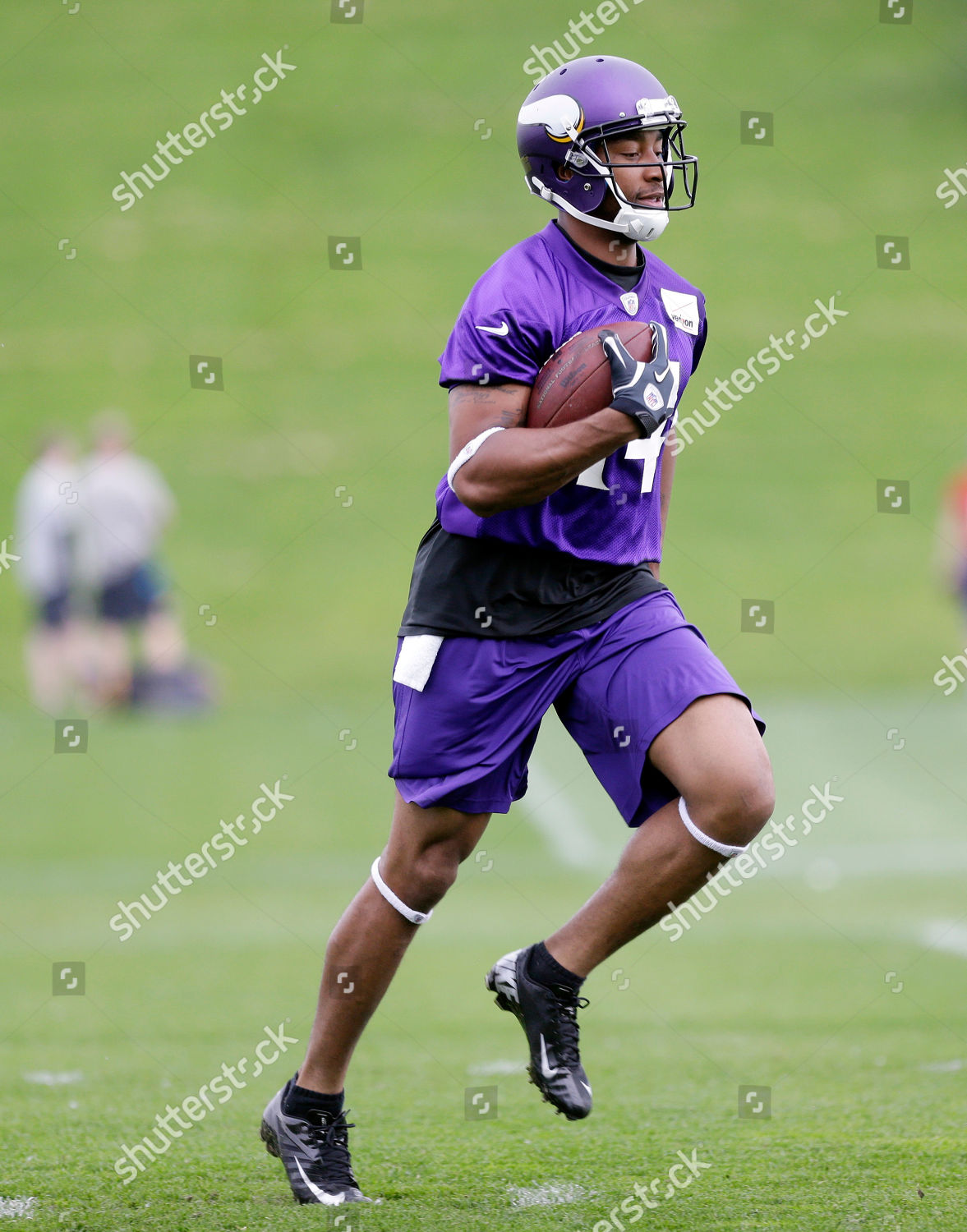 Discount Joe Webb Minnesota Vikings wide receiver Joe Editorial Stock Photo  supplier