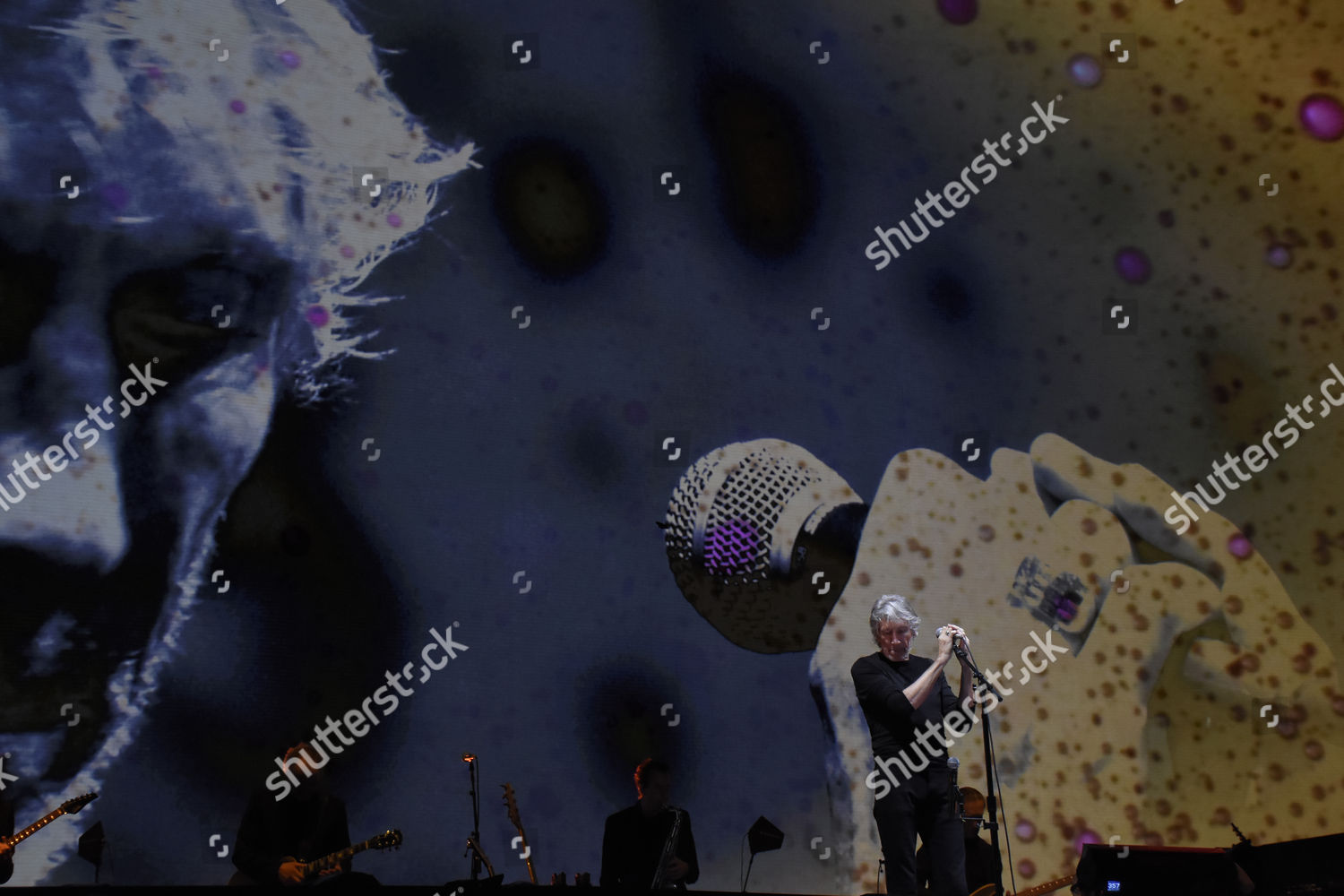 Roger Waters Editorial Stock Photo - Stock Image   Shutterstock