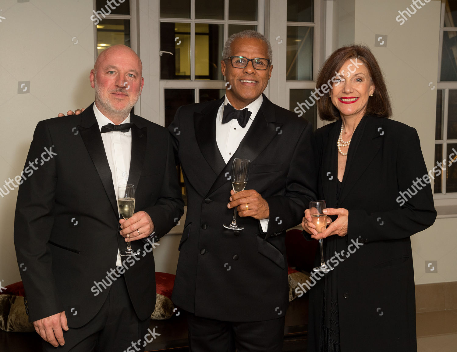 Stock photo of Ovalhouse fundraising event at The May Fair Hotel, London, UK - 29 Sep 2016