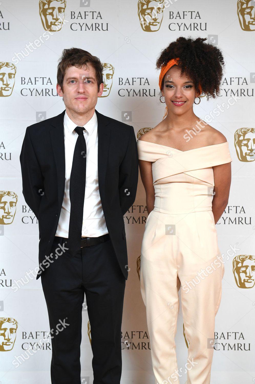 Stock photo of BAFTA Cymru Awards, Press Room, Cardiff, Wales, UK - 02 Oct 2016