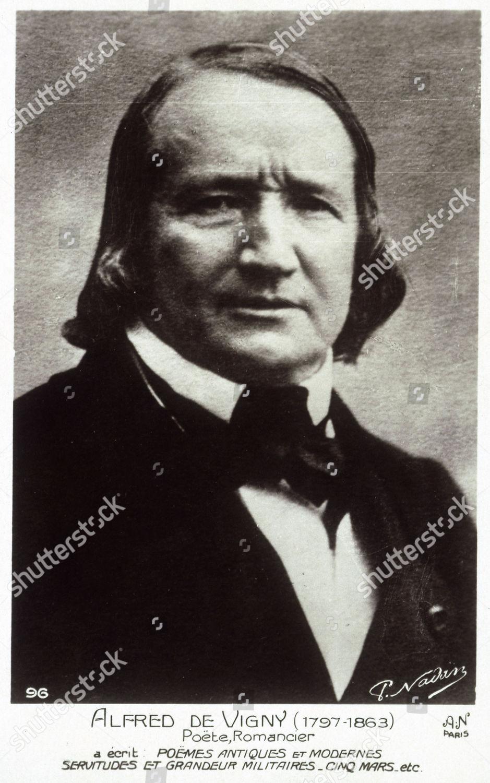 Alfred de Vigny josephe kinson