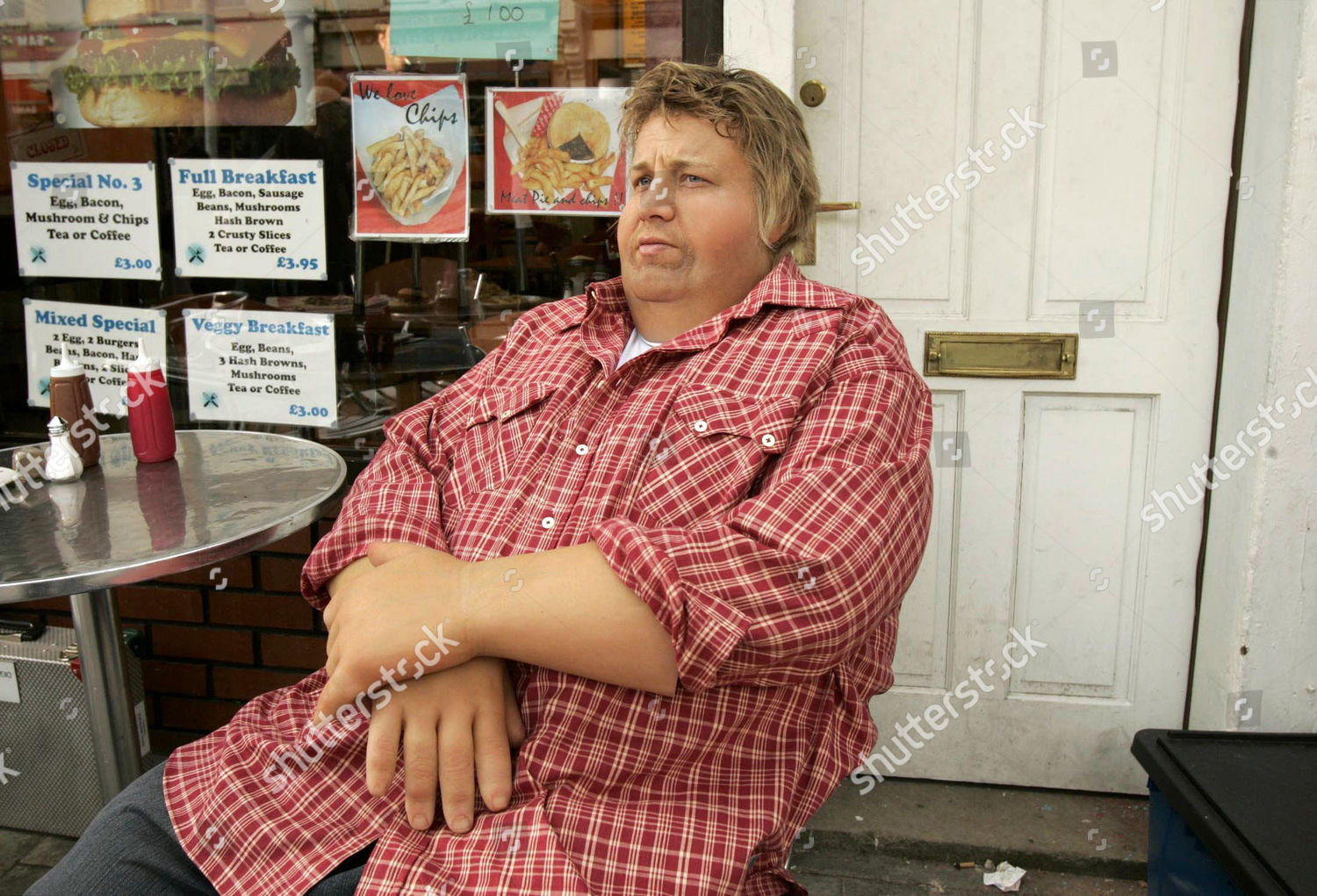 Overweight Jamie Oliver Editorial Stock Photo Stock Image Shutterstock