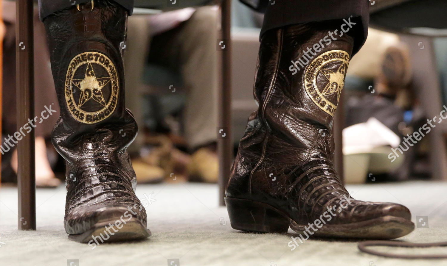 Steve McCraw boots Texas Department Public Safety Editorial