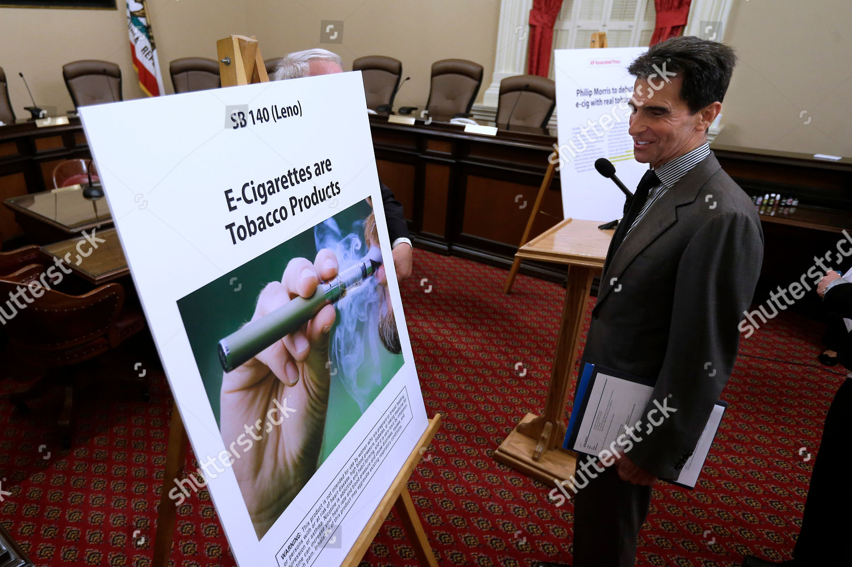 Mark Leno Calif state Sen Mark Leno Editorial Stock Photo